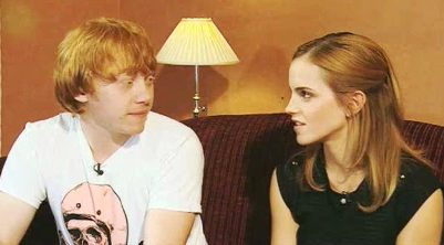 Rupert and Emma interviewed by GMTV